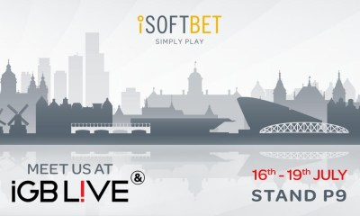 iSoftBet to wow delegates at iGB Live!