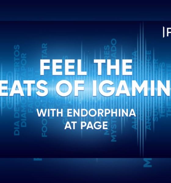 Endorphina is bringing beats to PAGE Manila