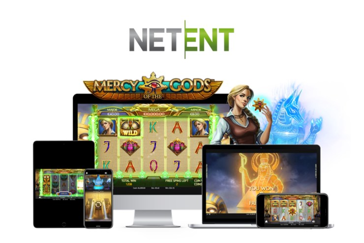 NetEnt - Mercy of the Gods™