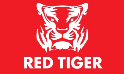 Betfred live with Red Tiger