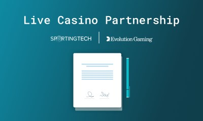 Sportingtech to offer Live Casino games by Evolution Gaming