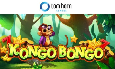 Tom Horn's new game Kongo Bongo