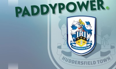 Paddy Power Becomes Huddersfield Town's Title Sponsor