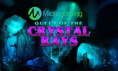 Microgaming in Queen Of The Crystal Rays™