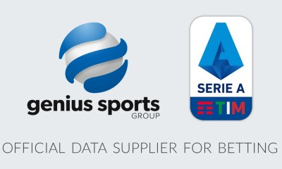 Genius Sports Group appointed Serie A's Exclusive Data Supplier for Betting