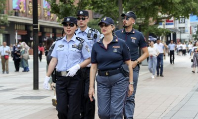 Chinese Police Bust Online Gambling Gang