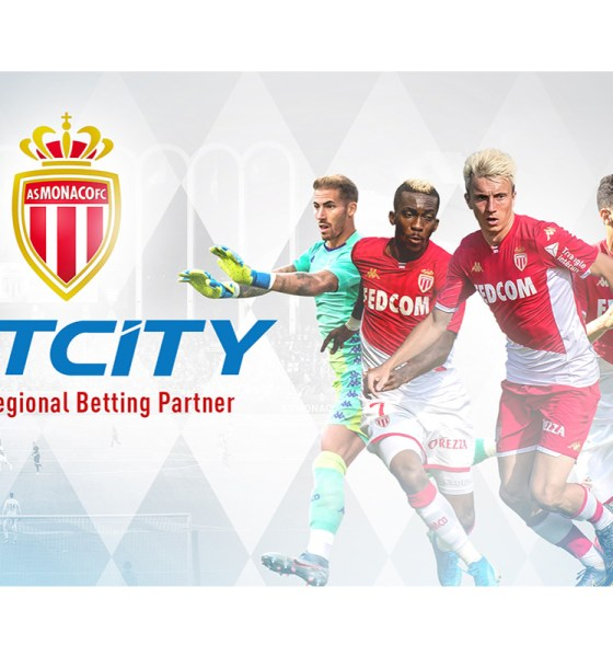 BetCity Becomes the Russian Betting Partner of AS Monaco