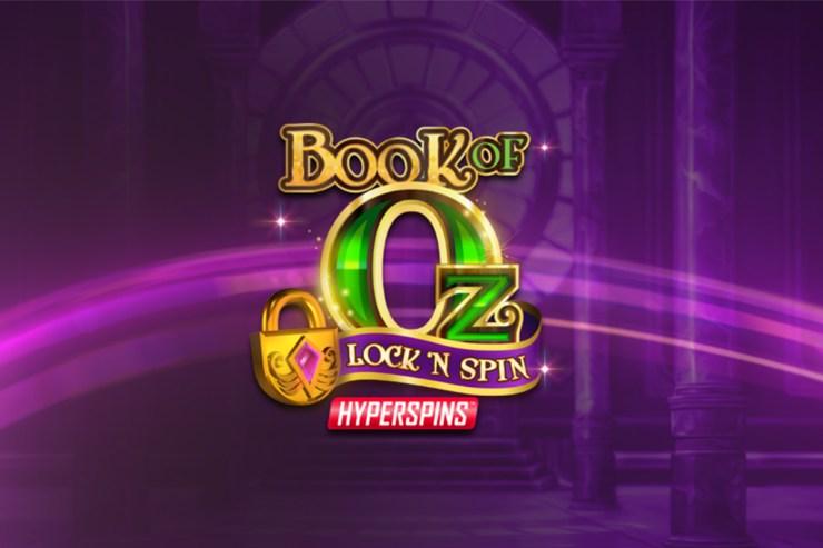 Microgaming - Book of Oz Lock 'N Spin