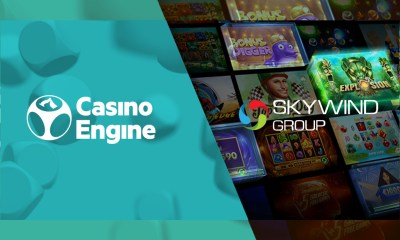 CasinoEngine pens deal to integrate Skywind Group's gaming portfolio and engagement tools
