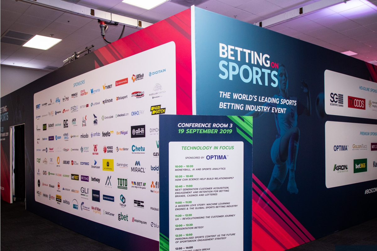 Gamingtec Sportsbook Director Attended Betting on Sports Tech Table