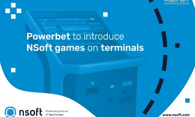 Powerbet to introduce NSoft games on terminals