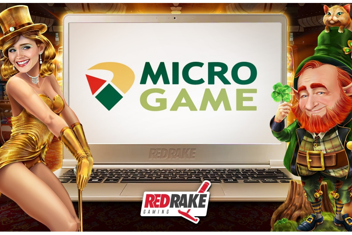 Red Rake Gaming continues its expansion in Italy with the renowned, Microgame