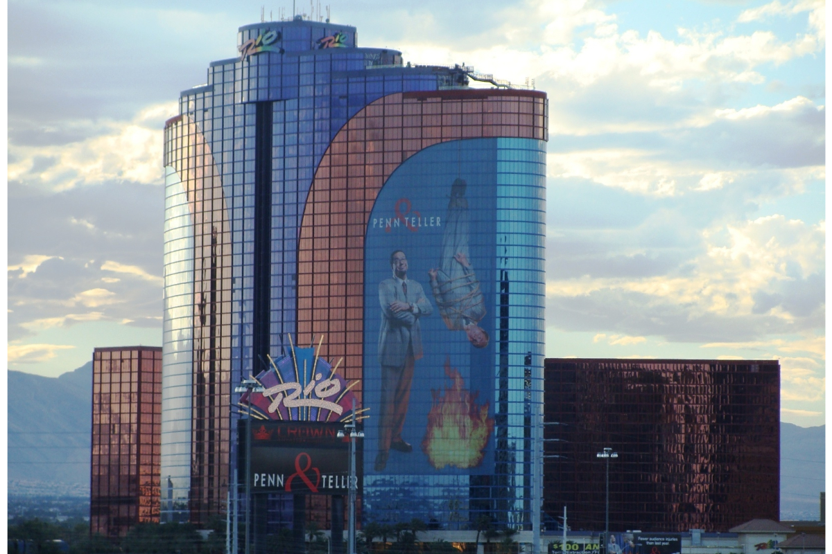 Caesars Gets FTC Clearance for Sale of Rio All-Suite Hotel and Casino