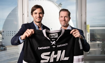 Betsson signs a new major agreement with SHL