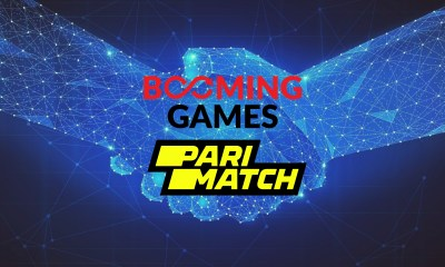 Booming Games goes live on Parimatch