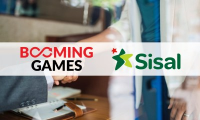 Booming Games goes live on Sisal