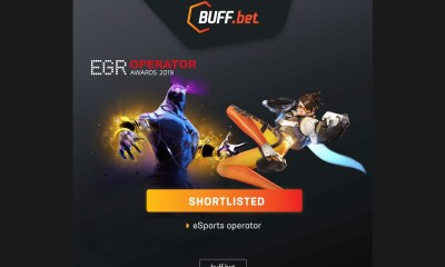 BUFF.bet got in the top eSports operators of 2019