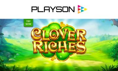 Playson's Clover Riches