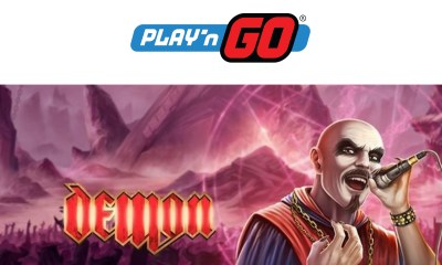 Play'n GO New Slot Title Demon