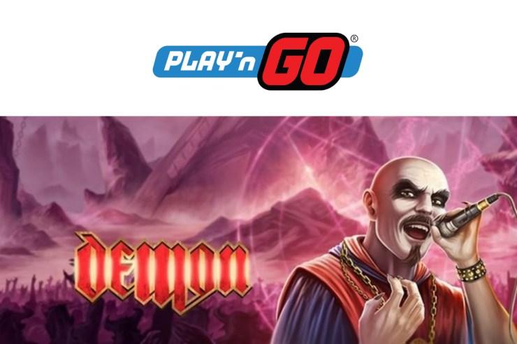 Play'n GO New Slot Title Demon