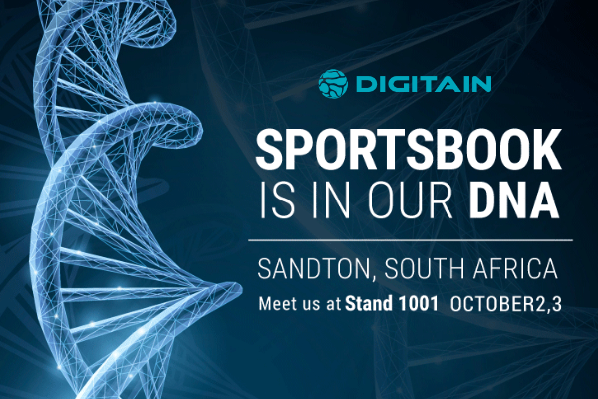 Digitain to take centre stage at ICE Africa