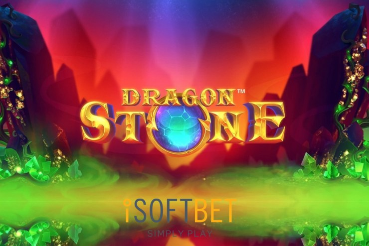 iSoftBet - Dragon Stone Slot
