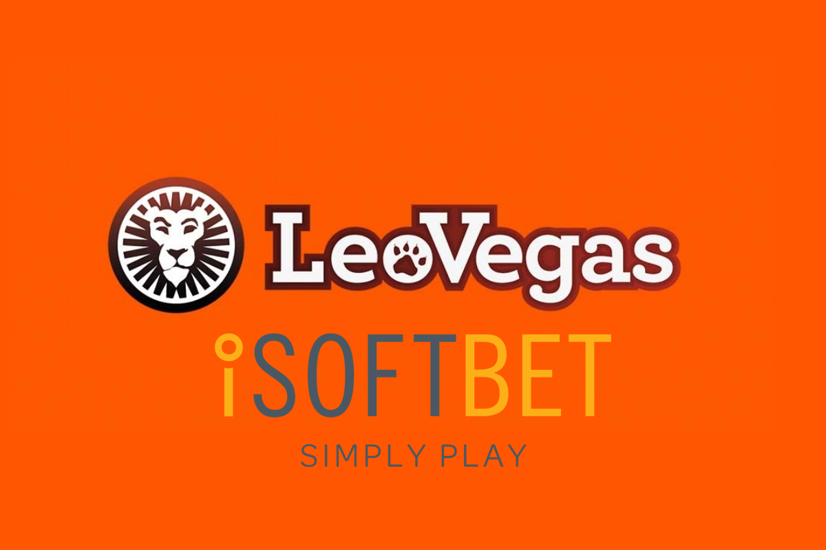 iSoftBet and LeoVegas.it partner up