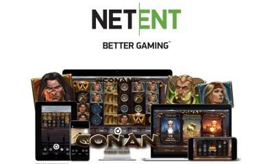 NetEnt unleashes Conan