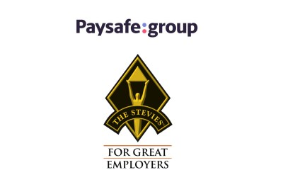 "Paysafe's Canadian HR Team Receives ""Gold"" Stevie Award for Great Employers"