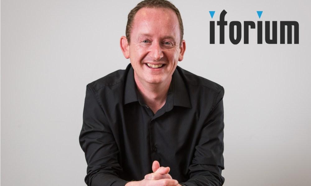 Q&A with Phil Parry CEO of Iforium