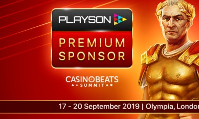 Playson to deliver innovation speech at CasinoBeats Summit