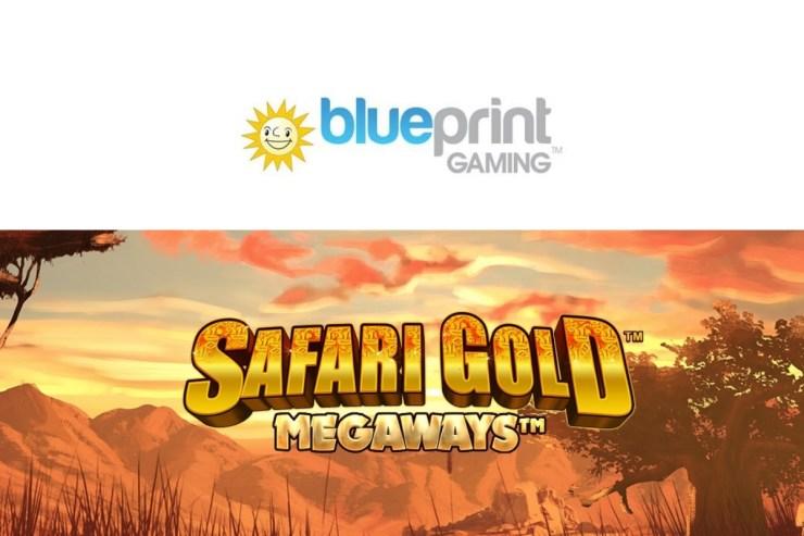Blueprint Gaming set for an adventure with Safari Gold Megaways™