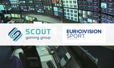 Scout Gaming enters into a framework agreement with Eurovision Sport, a division of the European Broadcasting Union