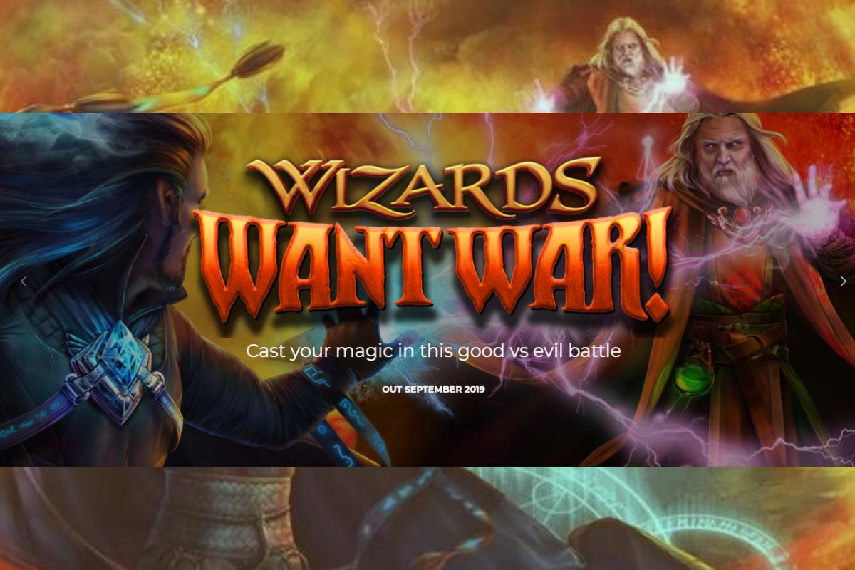 Habanero releases Wizards Want War!