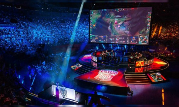 Axe Partners with Riot Games for League of Legends