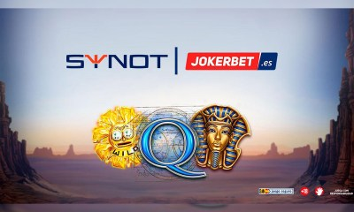 Synot Games Continues Spanish Expansion With Jokerbet