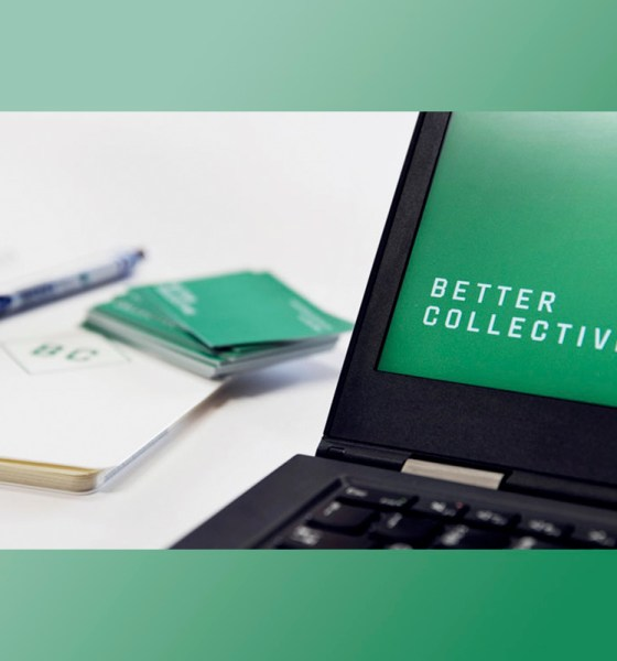 Better Collective interim report January 1 - December 31, 2019