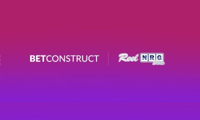 ReelNRG Slots are Added to BetConstruct's Gaming Portfolio