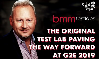 BMM Testlabs - The Original Test Lab Paving the Way Forward at G2E 2019