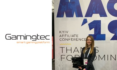 Gamingtec CMO attended MAC 19 Kyiv Affiliate Conference