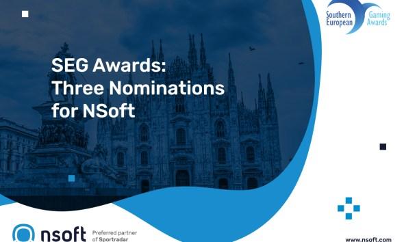 SEG Awards: Three Nominations for NSoft