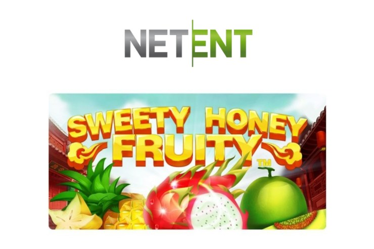 NetEnt - Sweety Honey Fruity