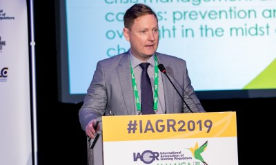 Paul Newson appointed as IAGR president as IAGR2019 wraps up in Jamaica