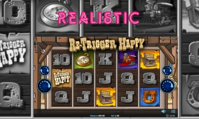 Venture to the Wild West with Realistic Games' new release, Re-Trigger Happy