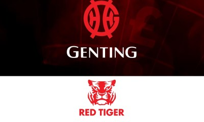 GentingBet Signs Partnership with Red Tiger