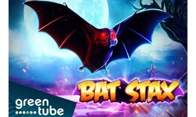 Greentube's Latest Slot Release - Spooky Times Ahead In Bat Stax™