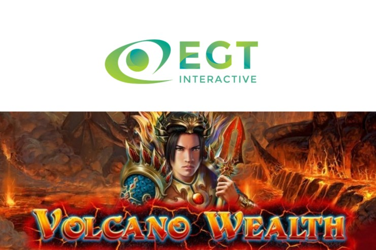 Volcano Wealth. New video slot proposal from EGT Interactive