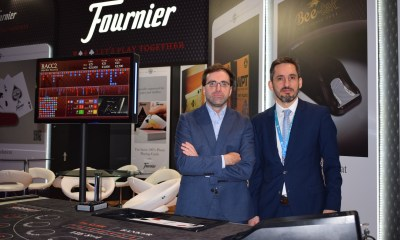 Fournier to showcase latest edition of its market-leading Bee-tek Electronic Shoe