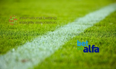 Bet on Alfa becomes the fourth betting operator to join the International Betting Integrity Association since it rebranded in June