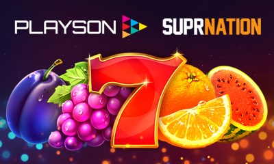 Playson goes live with SuprNation